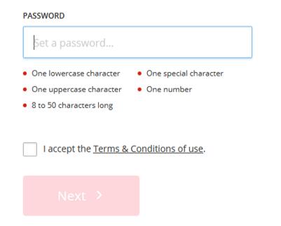 用户体验超好的注册密码框