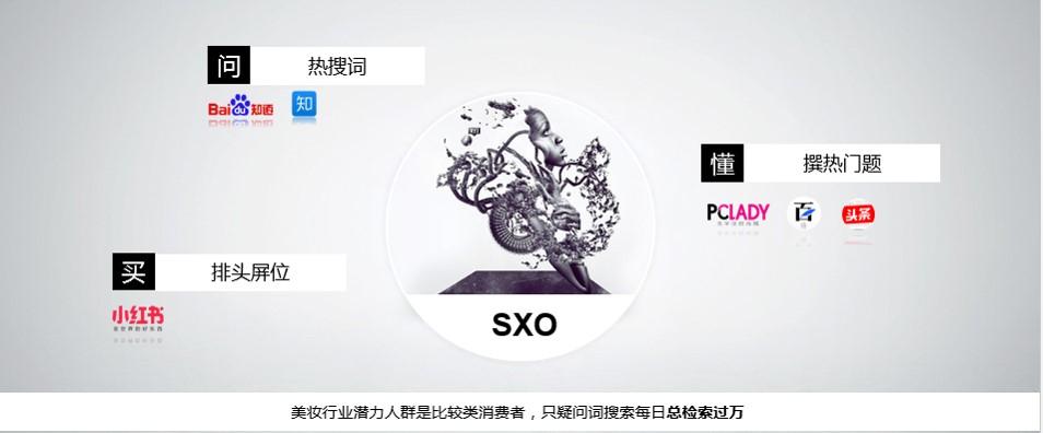 美妆行业SEO优化最新策略-SXO
