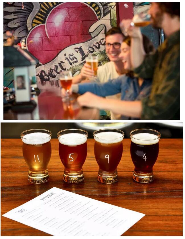 惠灵顿之旅:从一杯好喝的啤酒开始