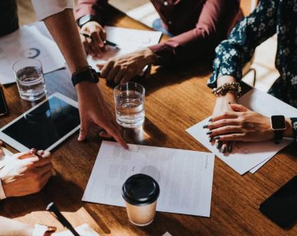广告公司与客户开会的注意事项